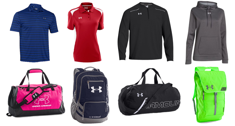 Under Armour Preview